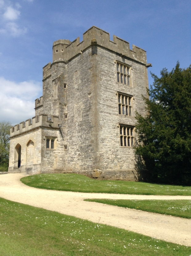 Castle at Bath Spa University, Newton Park, Bath i.e: Where I had my medieval lectures for second year.