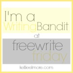 http://kellieelmore.com/free-write-friday/ These are brilliant and varied. A great tool for any writer working on any sort of project. Can you hush your inner editor.