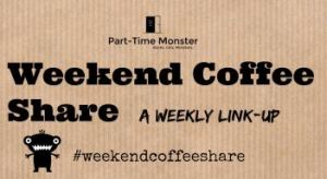 http://parttimemonster.com/category/weekly-features/weekend-coffee-share/